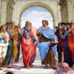 В описаниях Аристотеля человек занимает центральное место