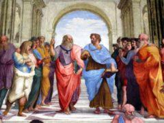 Аристотеля человек занимает центральное место