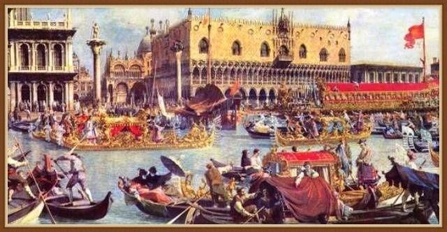 Италия в средние века