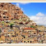 Каппадокия – достопримечательность на территории современной Турции