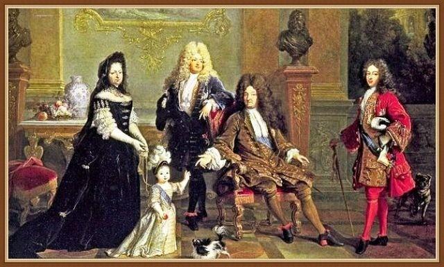Королевства Франция