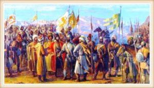 Народы Кавказа средние века