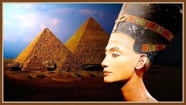 Магия в истории Egipet