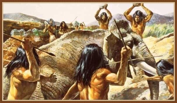 Достижения человека в каменном веке