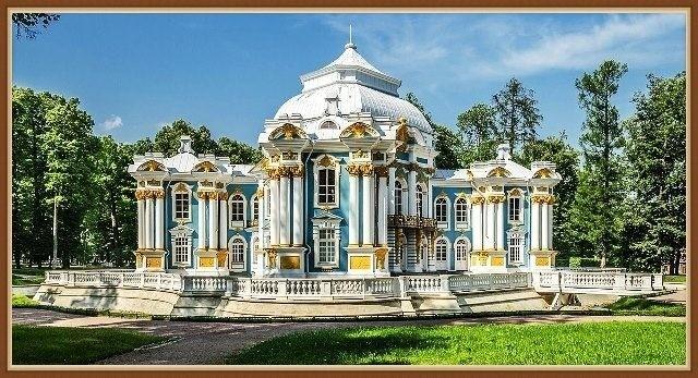 Царское село-Эрмитаж