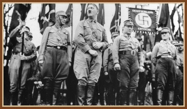 Германия приход к власти нацистов