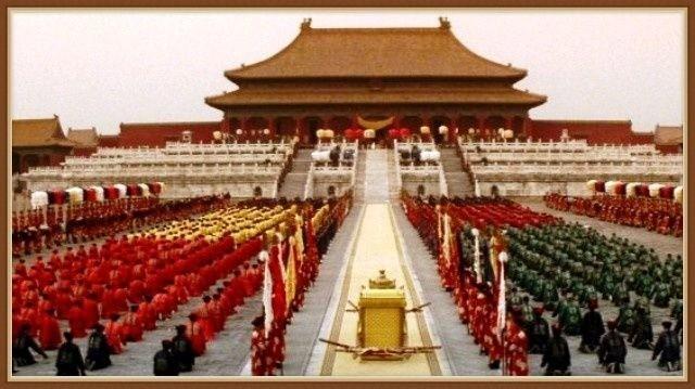 Китай во второй половине XVII-в начале XX век