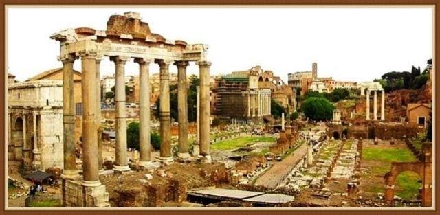 Рим – история от древности