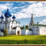 Старейший город Суздаль