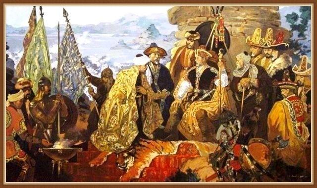 Культура тюркских народов в V-XI веках