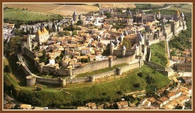 Средневековые города