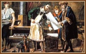 Технические открытия и изобретения XV-XVI