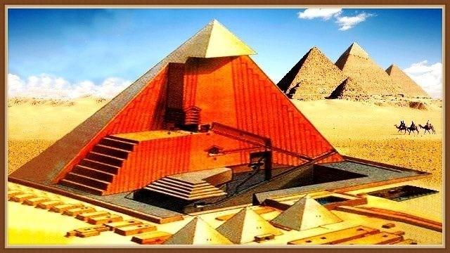 строительства пирамида Хеопса