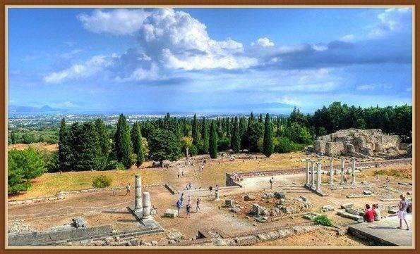 Асклепион греция