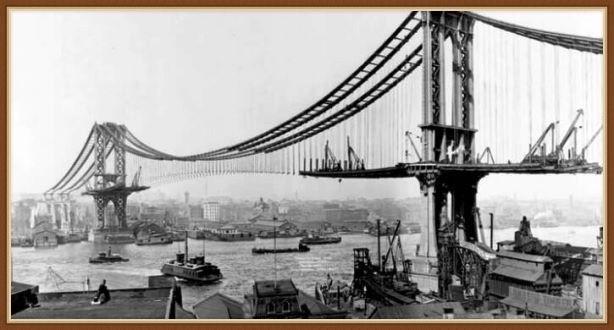 Мост Золотые Ворота строительство