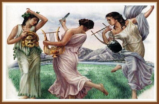 Женская одежда в Древней Греции