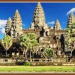 Ангкор Ват – храм из прошлого