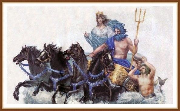Мифология древних греков