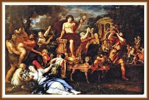 греческой мифологии