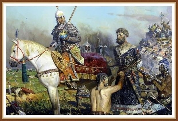 Монгольское нашествие