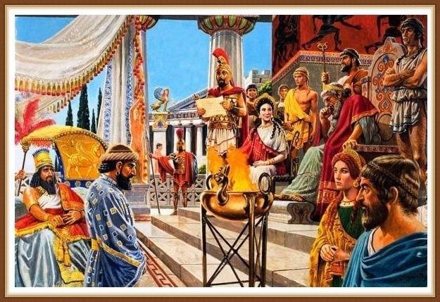 Династия Ахеменидов и строительство Персеполя