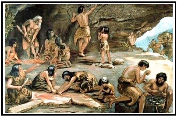 Как выглядели люди каменного века