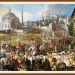 Османская империя в XVIII век