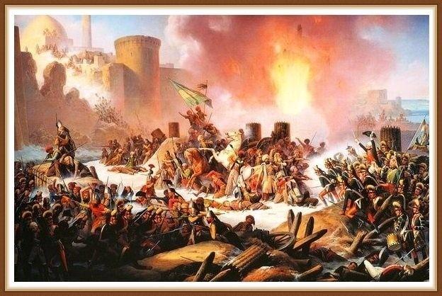 Русско турецкая война 1787-1791