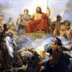 Древнегреческая мифология