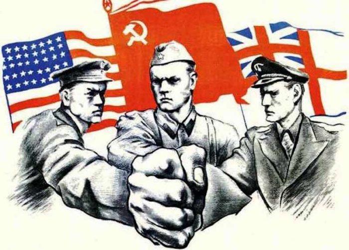 итоги второй мировой войны кратко