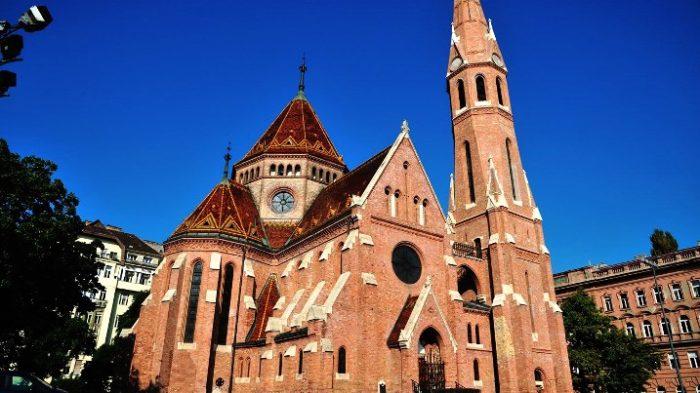 Кальвинистская церковь