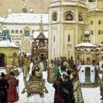 Культура русского средневековья