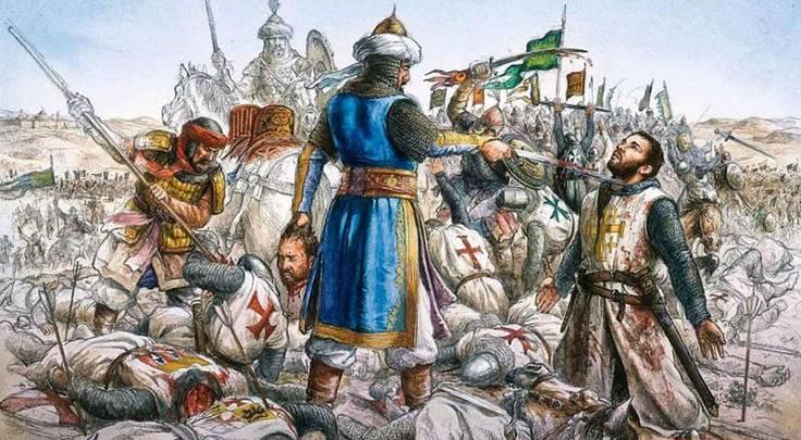походы крестоносцев на восток