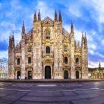 Милан история