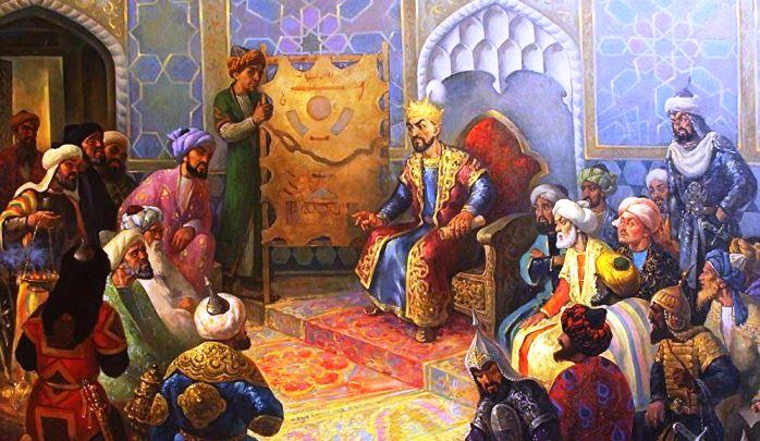 эмир тимур