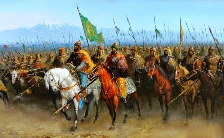 эмир тимур завоевания